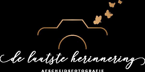 logo de laatste herinnering afscheidsfotografie